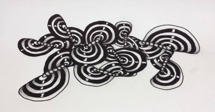 Zentangle by Michelle Keeley