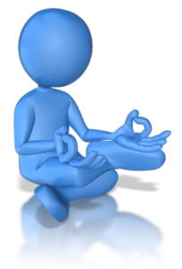 meditate before decision-making