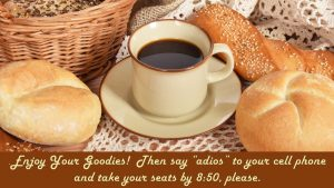 Nancy's Novelty Infographics Coffee and Breads My Persuasive Presentations, LLC