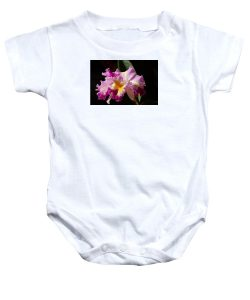 Nancy's Novelty Photos in Pixels Products - Baby Onesies