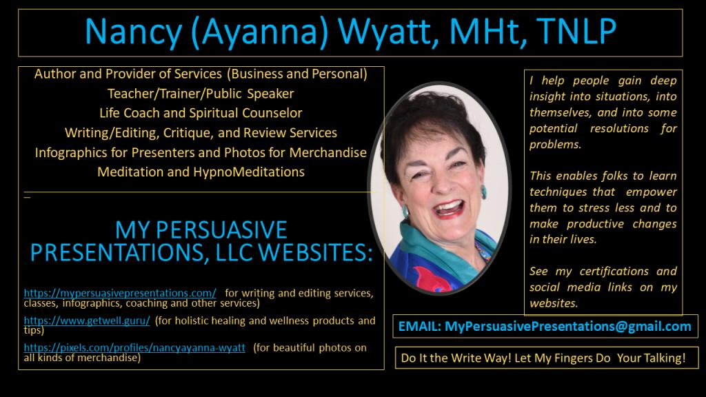 Nancy Wyatt MPP Thumbnail