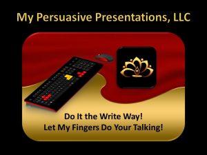 My Persuasive Presentations, LLC logo