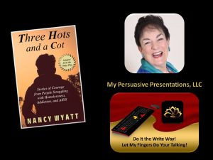 Nancy Wyatt, My Persuasive Presentations, LLC