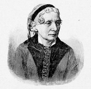 Harriet Beecher Stowe - public domain