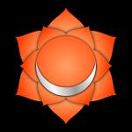 orange sacral chakra -my source of creativity for writing Haiku