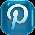 Pinterest icon by Gerd Altmann