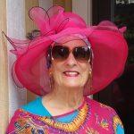 Nancy (Ayanna) Wyatt - The Occasional Poet in sunglasses