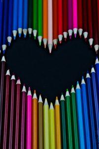 colored pencils #vss365 #prompt