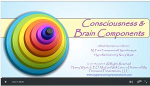 video cover for video about the brain and subconscious