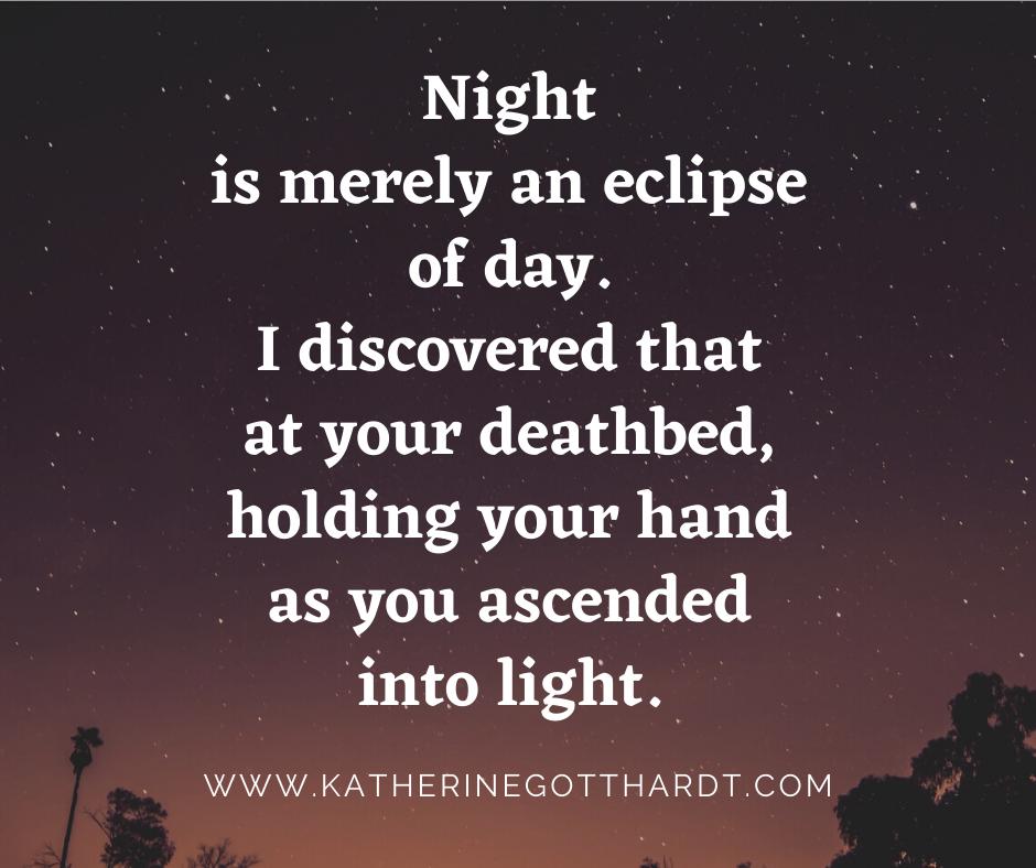 Eclipse - by Katherine Gotthardt