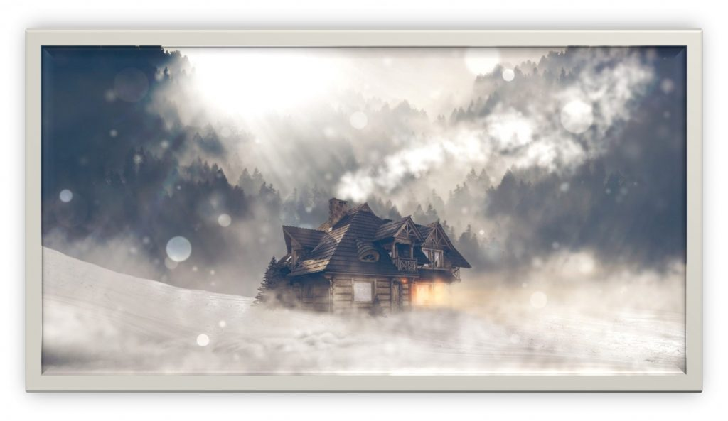 #vss365 #prompt house in blizzard