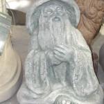 Chines Sage Statue
