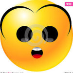 smiley face - surprise